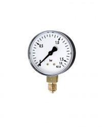LOW-COST-Manometer RE63-1 1-6bar