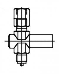 Ueberdruckschutz-Kolbenventil