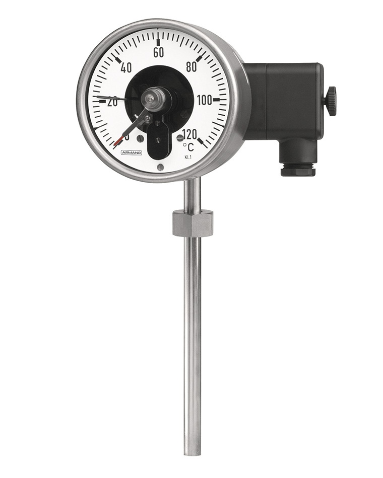 Gas Measuring Instruments : Temperature measuring instruments product detail armano