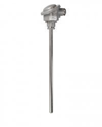 8531 TPtSrA Form 2 Widerstandsthermometer mit mehrteiligem Schutzrohr nach DIN 43 772 Zum Einstecken, Einschrauben oder zur Flanschmontage in den Prozess Messbereich -200 / +600 °C