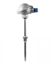 8536 Widerstandsthermometer TPtSrXiA eigensicher mit mehrteiligem Schutzrohr nach DIN 43 772, Messeinsatz auswechselbar
