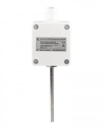 TPtR Widerstandsthermometer Umgebungstemperatur Kunststoff-Wandaufbau-Gehäuse Temperaturmessbereich -40 / +850 °C