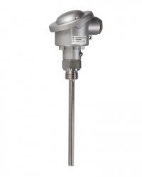 8630 TTeHoSrA Thermoelemente mit mehrteiligem Schutzrohr Zum Einschrauben in den Prozess Messbereich bis 800 °C