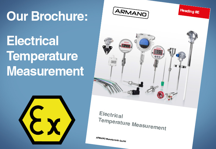 Measuring Electrical Products : Electrical temperature measuring instruments