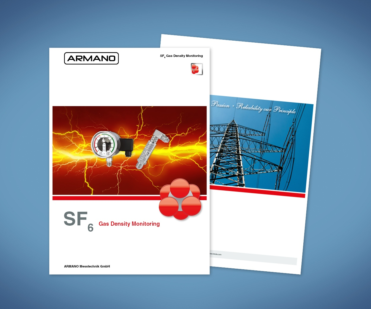 Brochure SF6 Gas Density Monitoring
