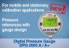 Digital Pressure Gauge DPG 2600