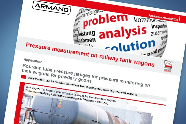 Application reports Rail cars