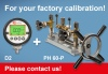 factory calibration D2 PH 60-P